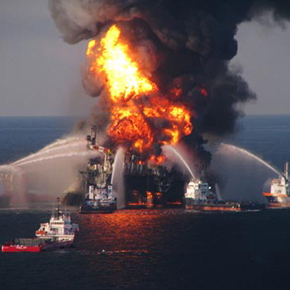Remembrance and The BP Oil Spill