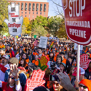 Tar Sands Action - Sunday Nov. 6 - Washington DC